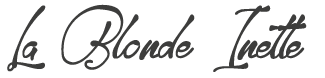 La Blonde Inette